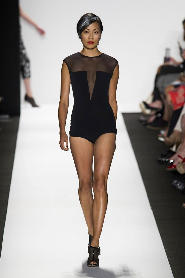 Carmen Marc Valvo Ready To Wear SS 2015 NYFW (19)