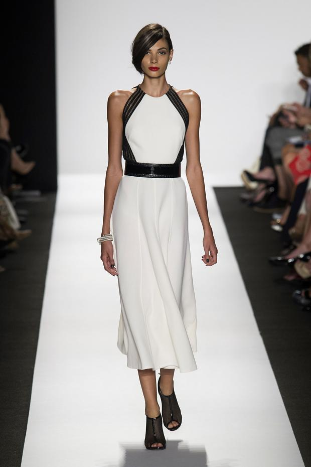 Carmen Marc Valvo Ready To Wear SS 2015 NYFW (2)