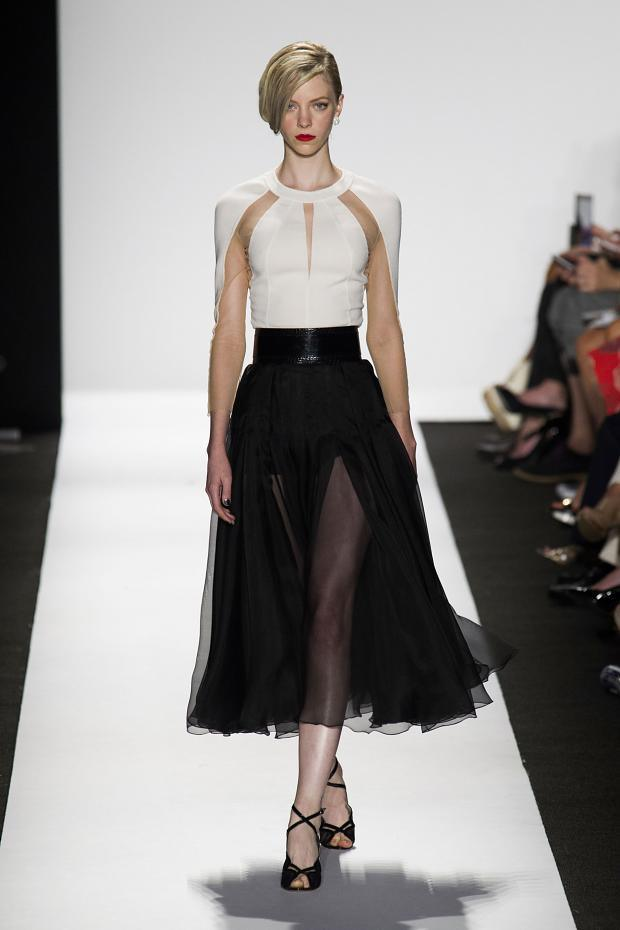 Carmen Marc Valvo Ready To Wear SS 2015 NYFW (25)