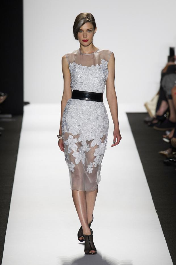 Carmen Marc Valvo Ready To Wear SS 2015 NYFW (26)