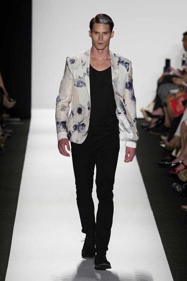 Carmen Marc Valvo Ready To Wear SS 2015 NYFW
