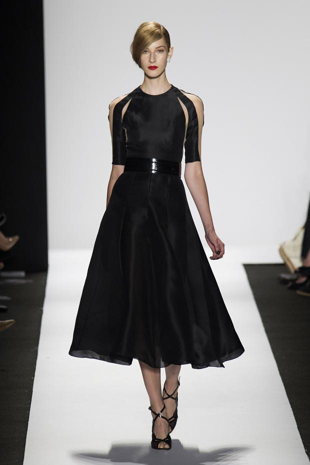 Carmen Marc Valvo Ready To Wear SS 2015 NYFW (3)