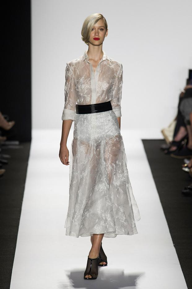 Carmen Marc Valvo Ready To Wear SS 2015 NYFW (30)