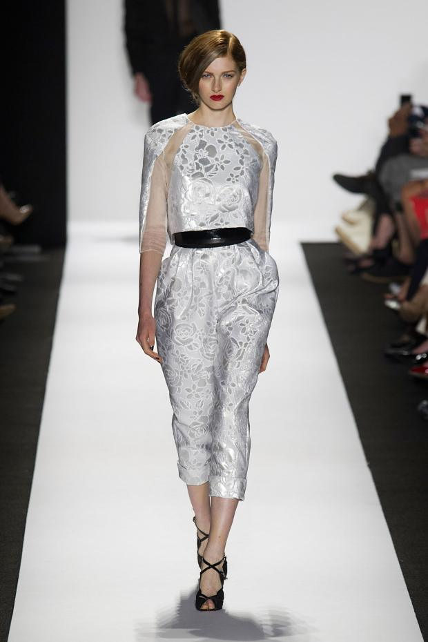 Carmen Marc Valvo Ready To Wear SS 2015 NYFW (35)
