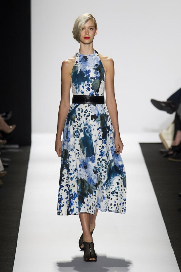 Carmen Marc Valvo Ready To Wear SS 2015 NYFW (4)