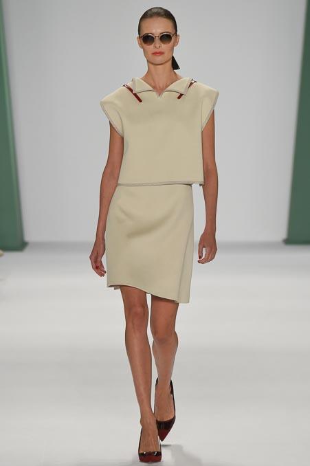 Carolina Herrera Ready To Wear SS 2015 NYFW (18)