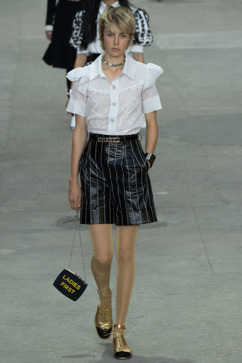 Chanel SS 2015 PFW (69)