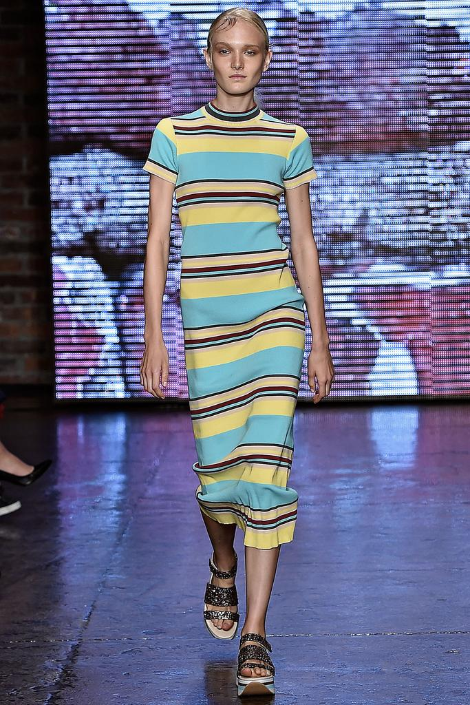 DKNY Ready To Wear SS 2015  NYFW
