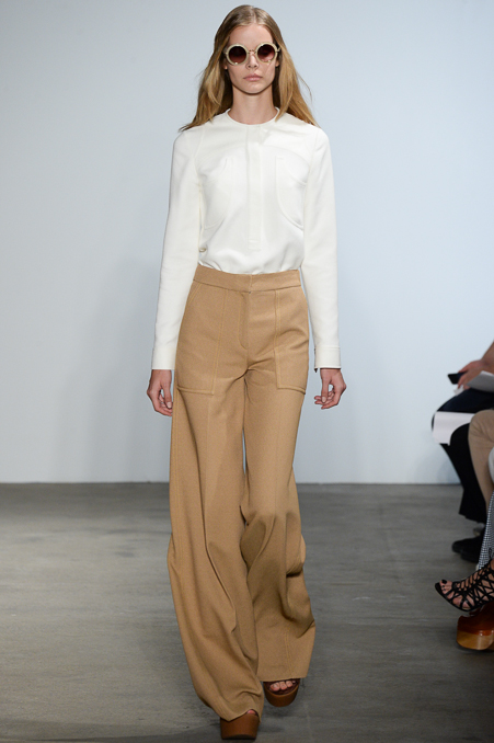 Derek Lam Ready To Weary SS 2015 NYFW