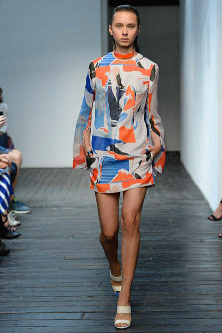 Dion Lee Ready To Wear SS 2015 NYFW (13)
