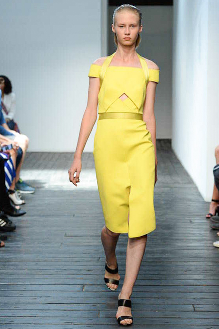 Dion Lee Ready To Wear SS 2015 NYFW (15)