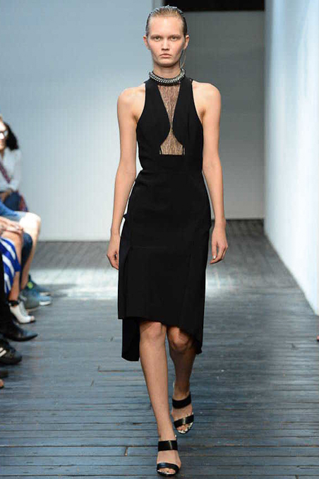Dion Lee Ready To Wear SS 2015 NYFW (25)
