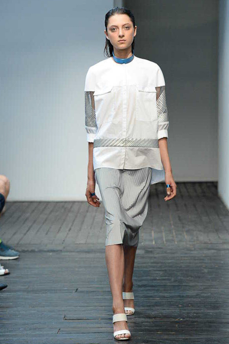 Dion Lee Ready To Wear SS 2015 NYFW (3)