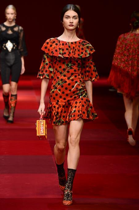 Dolce & Gabbana SS 2015 MFW (65)