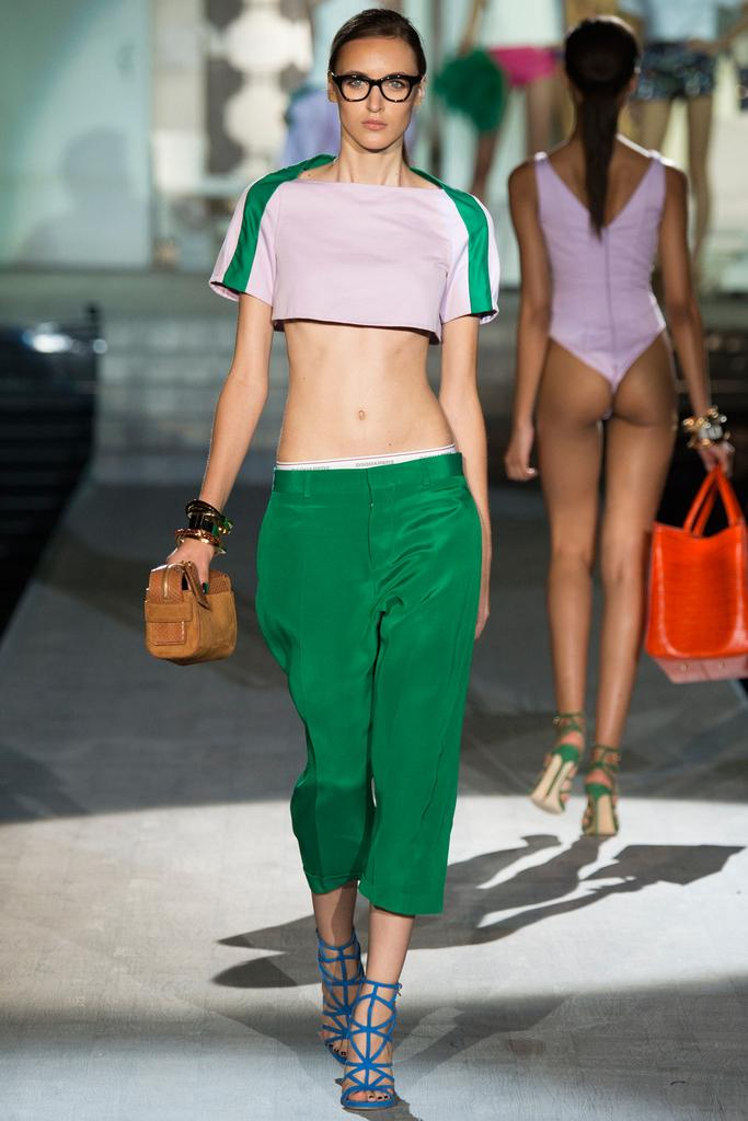 Dsquared² SS 2015 MFW (17)