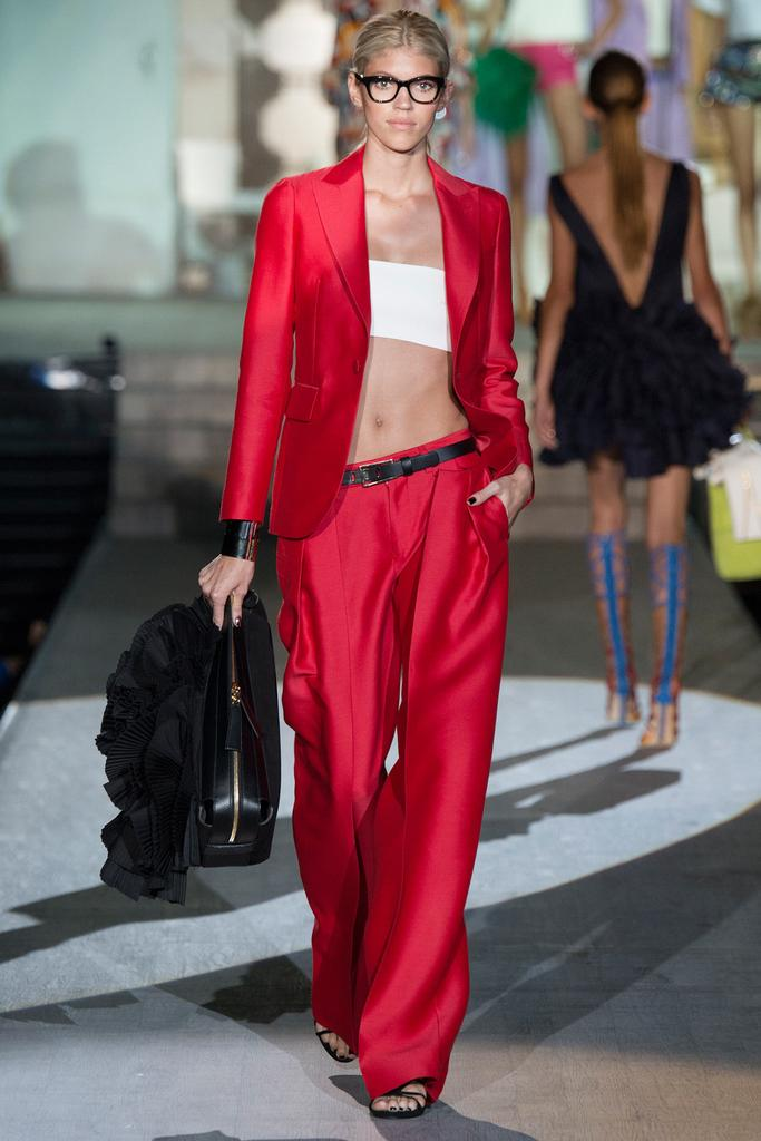 Dsquared² SS 2015 MFW (23)
