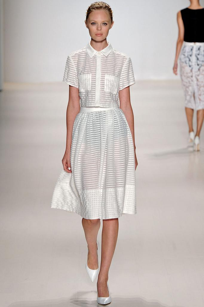 Erin Fetherston Ready To Wear SS 2015 NYFW (10)