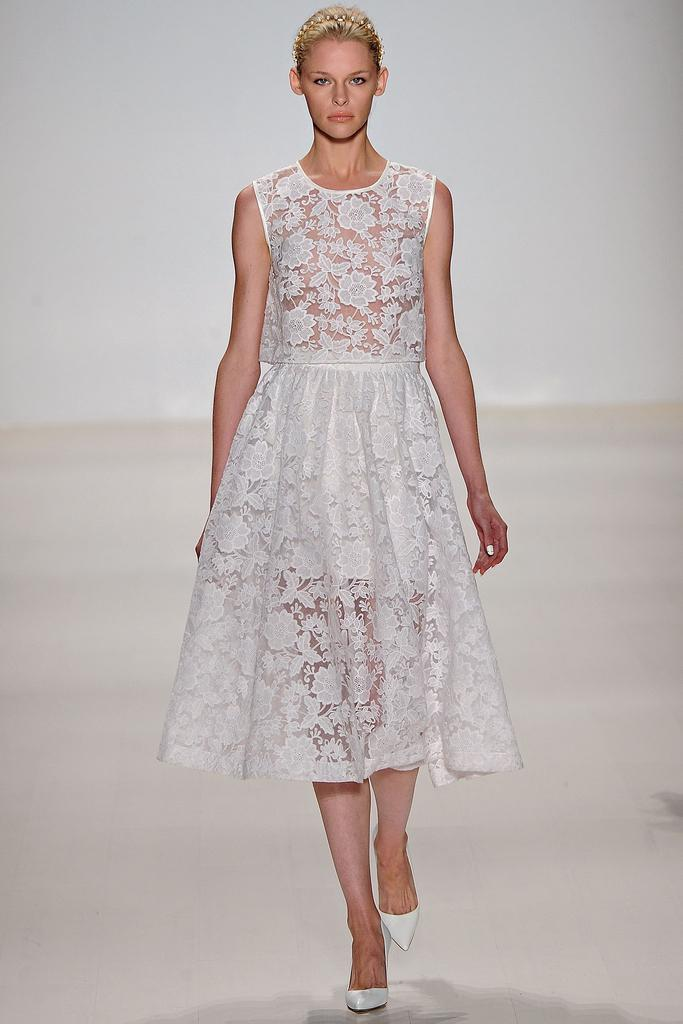 Erin Fetherston Ready To Wear SS 2015 NYFW (15)
