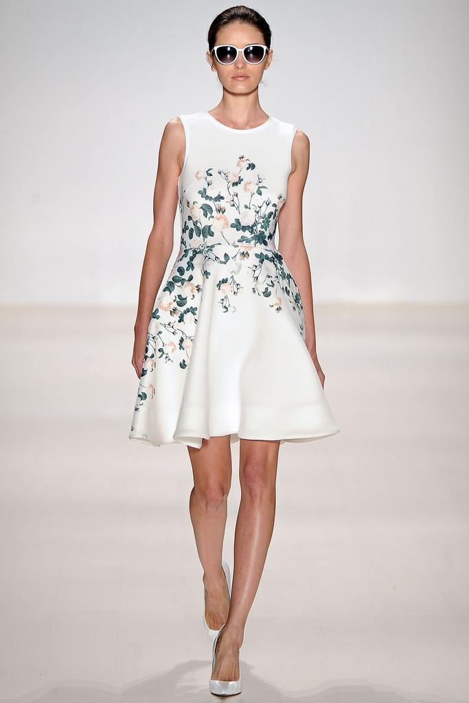 Erin Fetherston Ready To Wear SS 2015 NYFW (3)