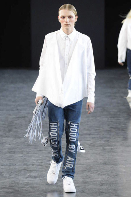 Hood By Air Ready To Wear SS 2015 NYFW (18)