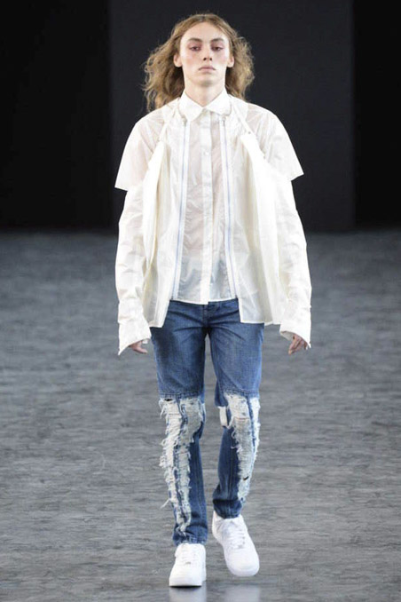 Hood By Air Ready To Wear SS 2015 NYFW (20)