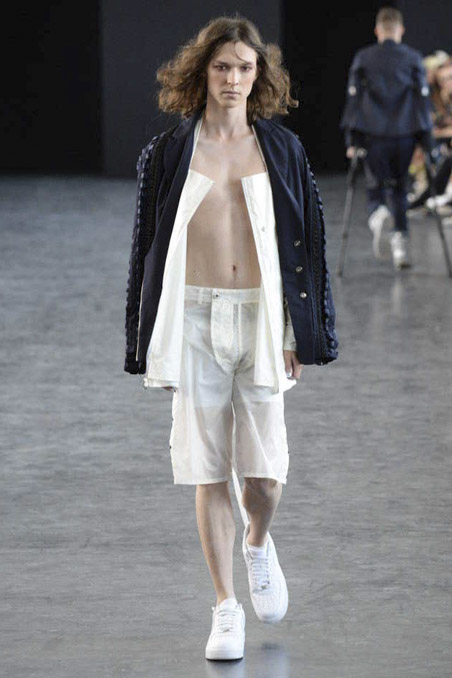 Hood By Air Ready To Wear SS 2015 NYFW