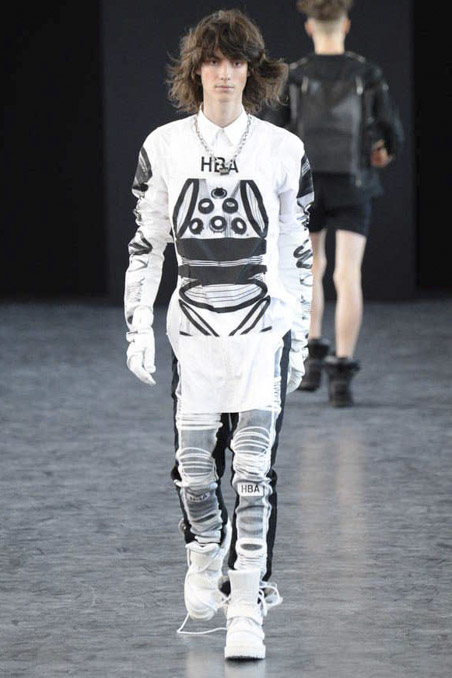Hood By Air Ready To Wear SS 2015 NYFW (9)