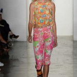 Jeremy Scott Ready To Wear S/S 2015 NYFW