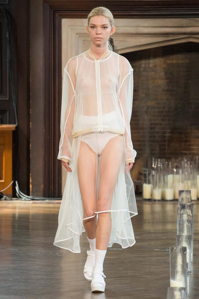 Katie Gallagher Ready To Wear SS 2015 NYFW