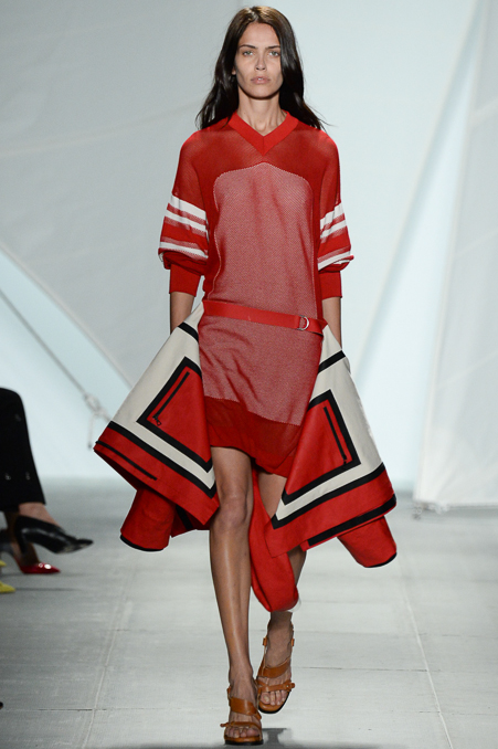 Lacoste Ready To Wear SS 2015 NYFW
