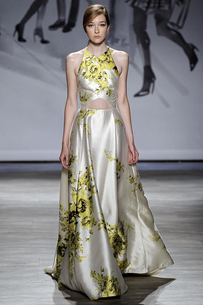 Lela Rose Ready To Wear SS 2015 NYFW