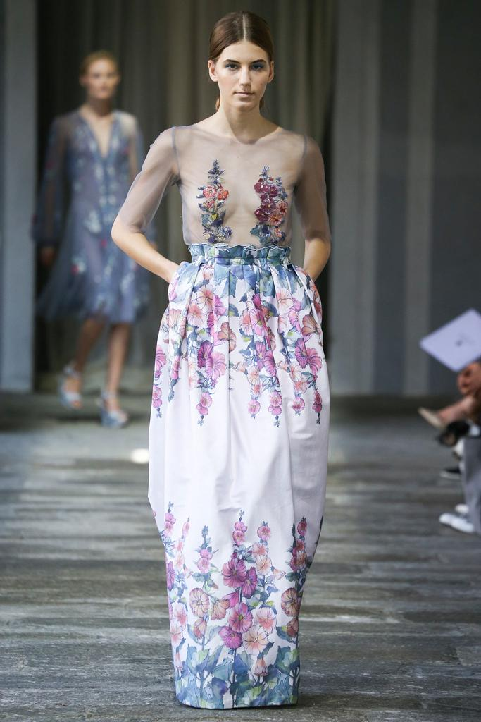 Luisa Beccaria SS 2015 MFW