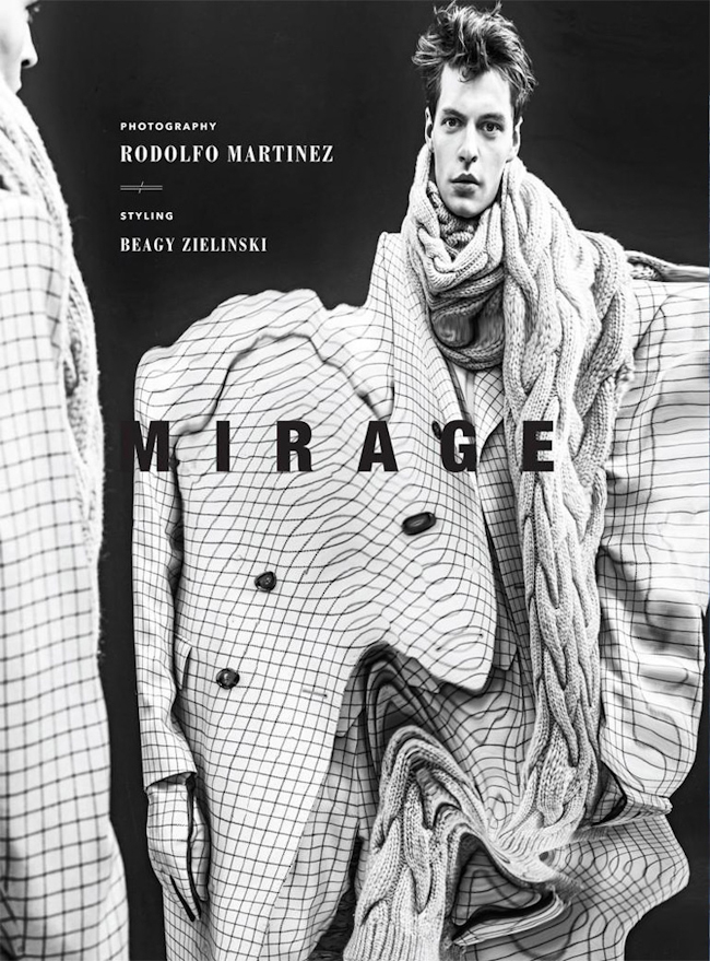 MIRAGE by Rodolfo Martinez