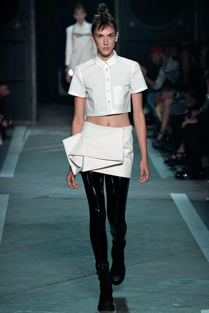 Marc by Marc Jacobs Ready To Wear S/S 2015 NYFW