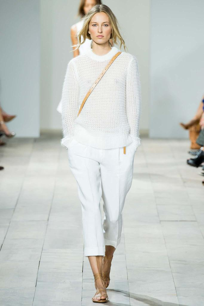 Michael Kors Ready To Wear SS 2015 NYFW (1)