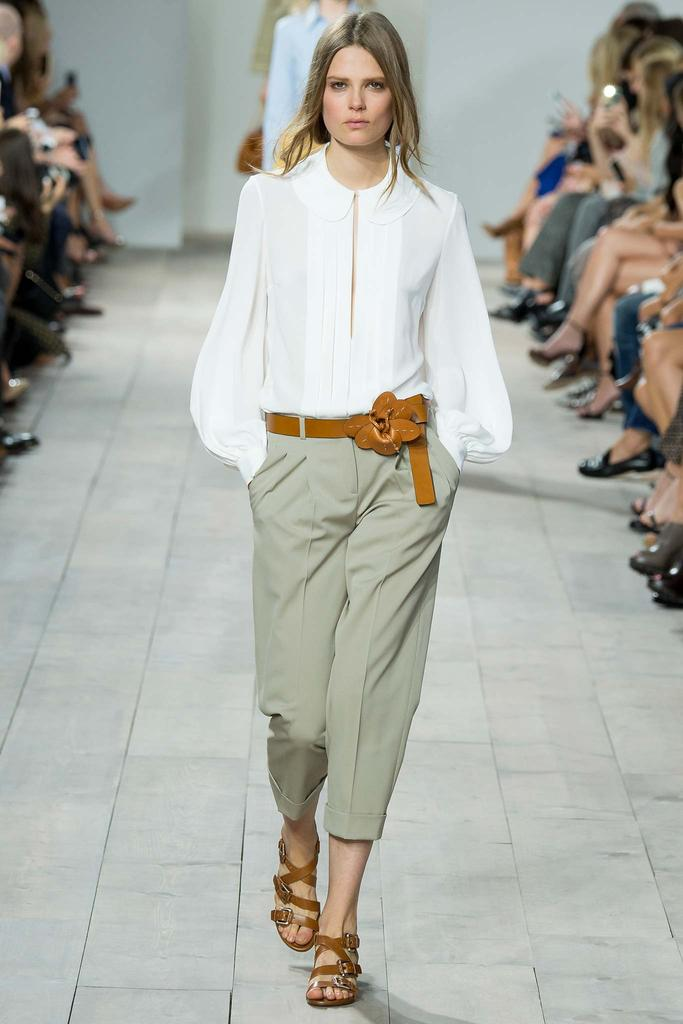 Michael Kors Ready To Wear SS 2015 NYFW (13)