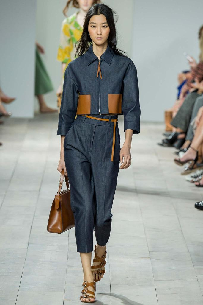 Michael Kors Ready To Wear SS 2015 NYFW (18)