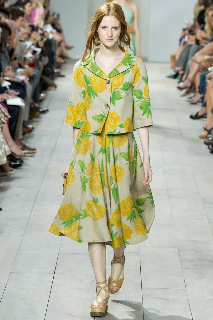 Michael Kors Ready To Wear SS 2015 NYFW (19)
