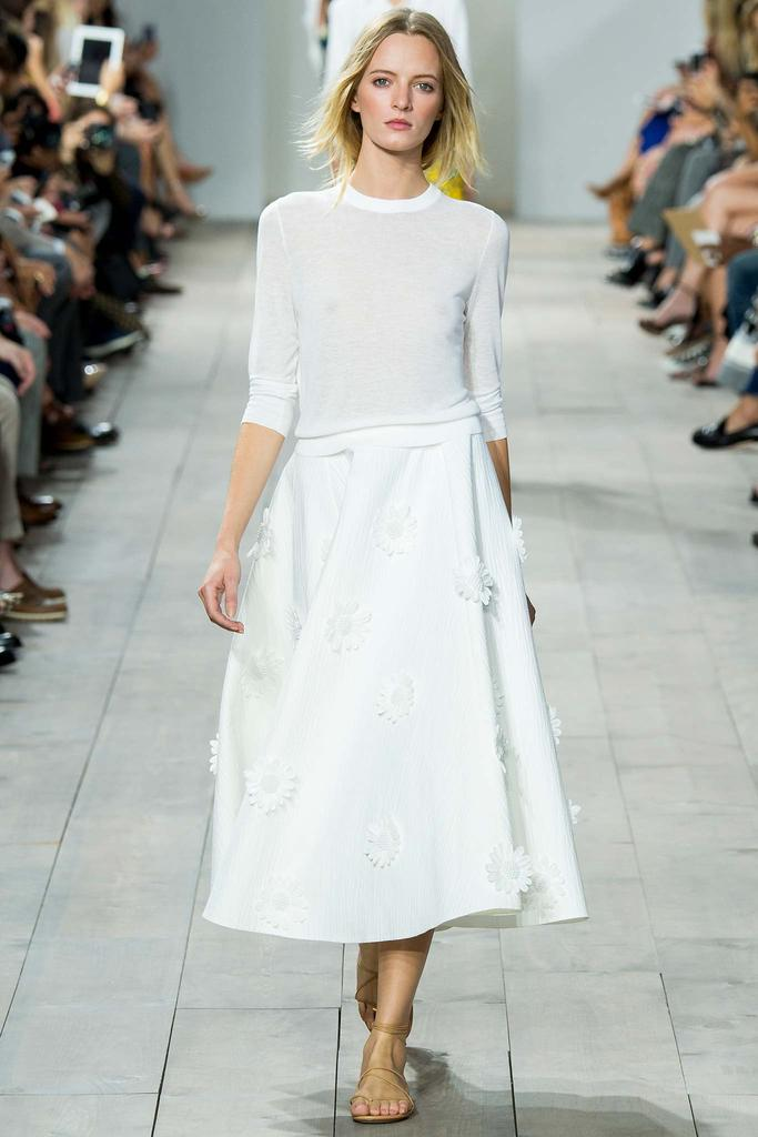 Michael Kors Ready To Wear SS 2015 NYFW (2)