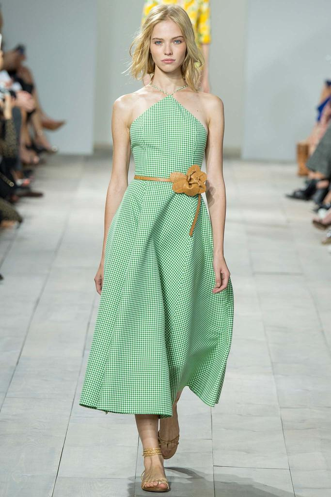 Michael Kors Ready To Wear SS 2015 NYFW (20)