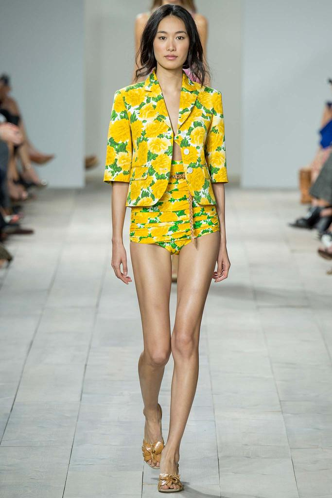 Michael Kors Ready To Wear SS 2015 NYFW (21)