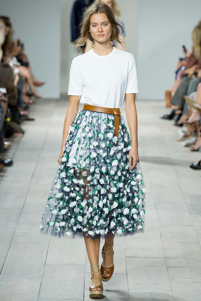 Michael Kors Ready To Wear SS 2015 NYFW (24)