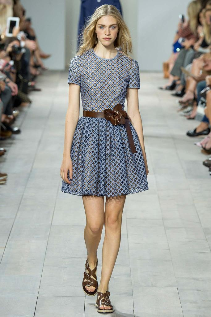Michael Kors Ready To Wear SS 2015 NYFW (25)