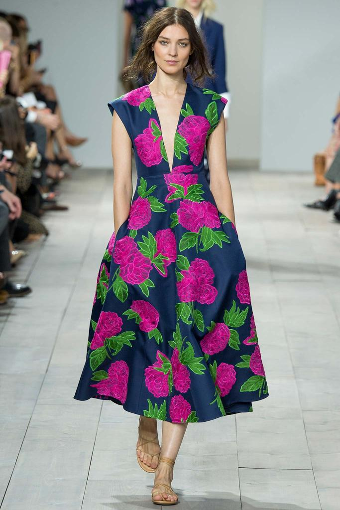 Michael Kors Ready To Wear SS 2015 NYFW (27)