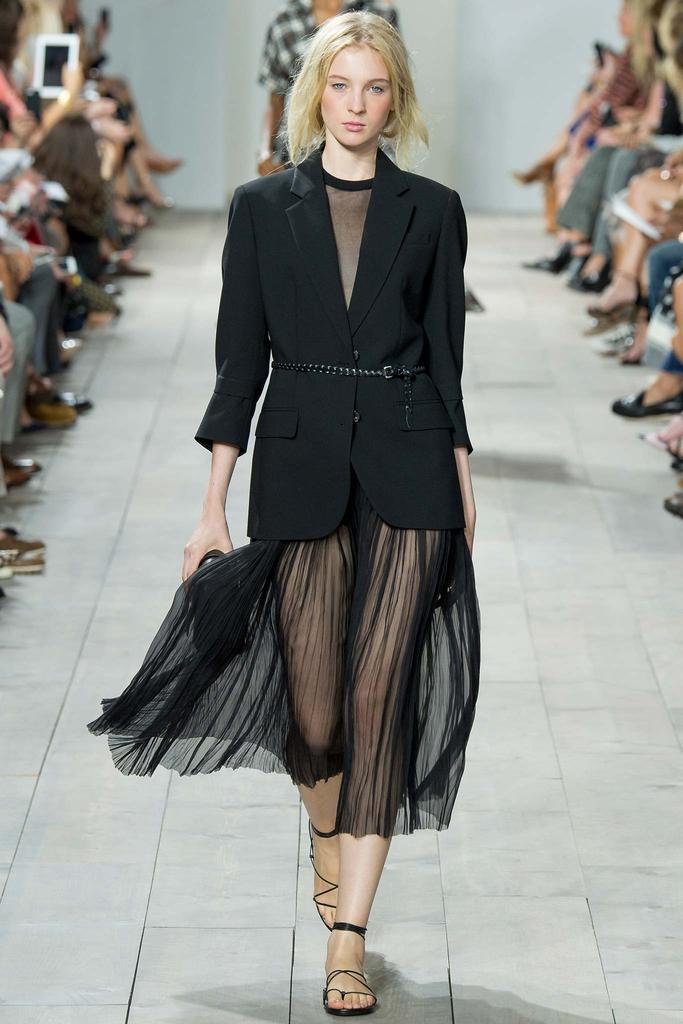 Michael Kors Ready To Wear SS 2015 NYFW (45)