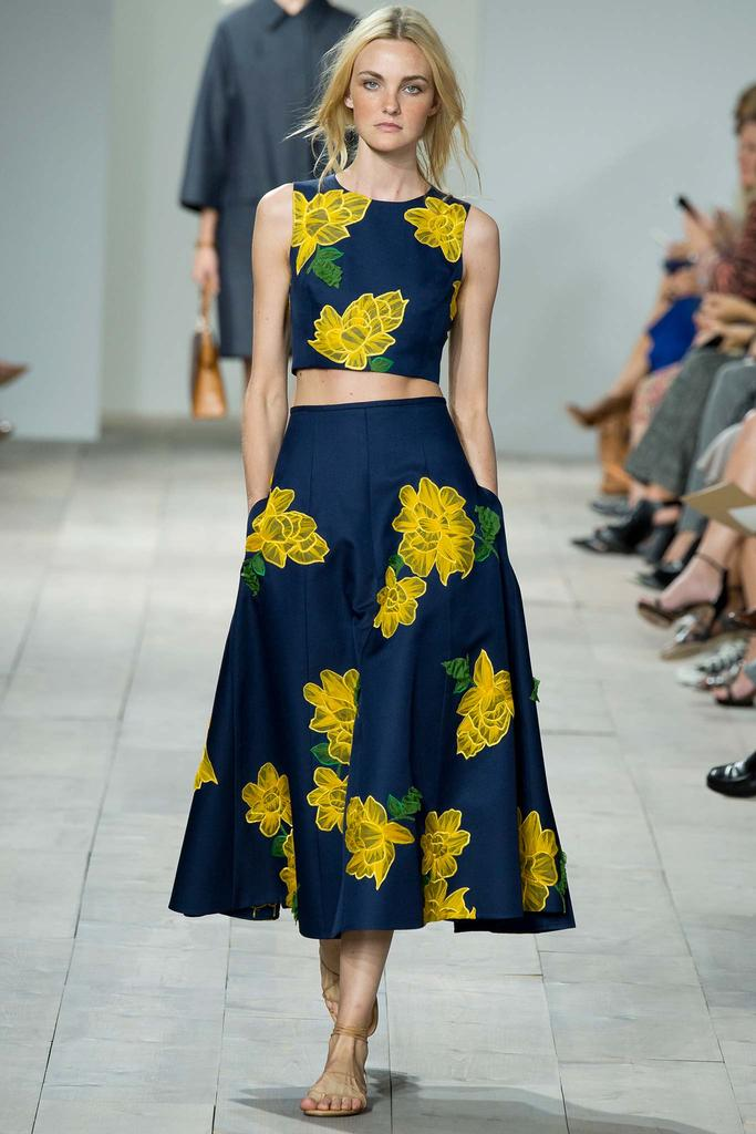 Michael Kors Ready To Wear SS 2015 NYFW (7)