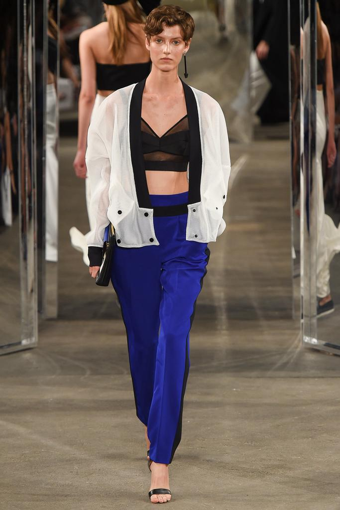 Milly Ready To Wear SS 2015 NYFW (11)