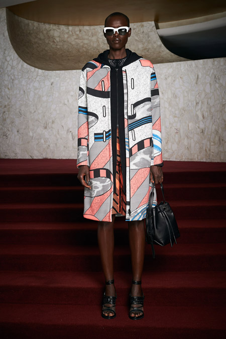 Opening Ceremony Ready To Wear SS 2015 NYFW