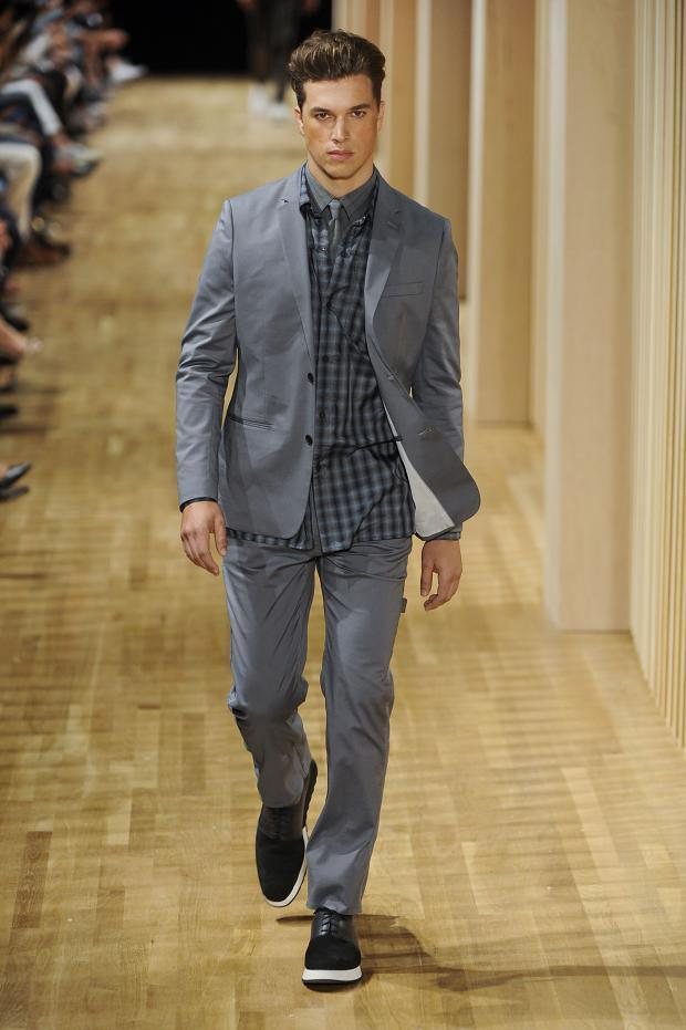 Perry Ellis Menswear SS 2015 NYFW