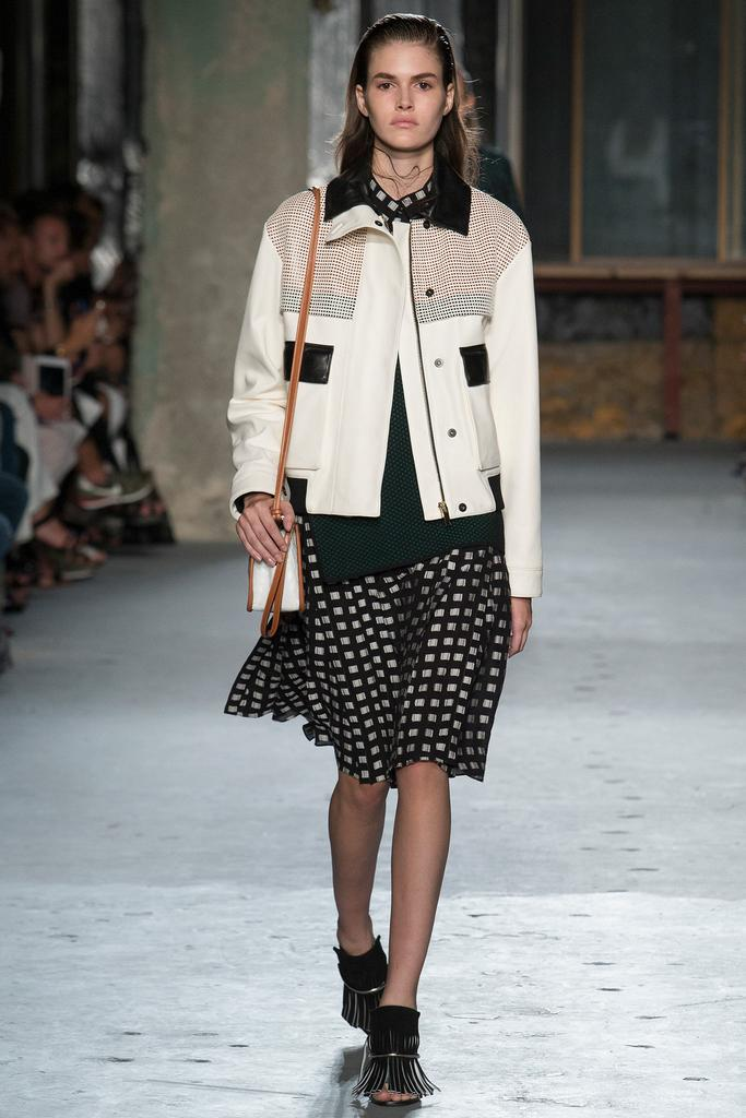 Proenza Schouler Ready To Wear SS 2015 NYFW (5)